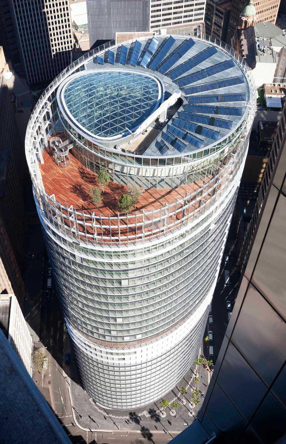 1 Bligh Street Wins The The International Highrise Award 2012
