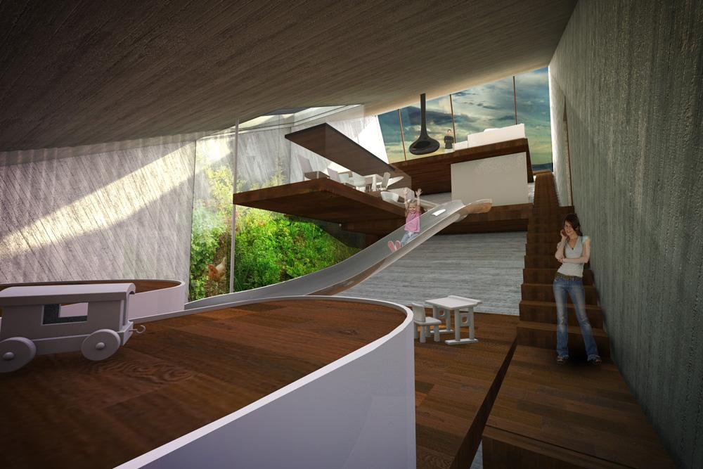 Hidden House By 123DV