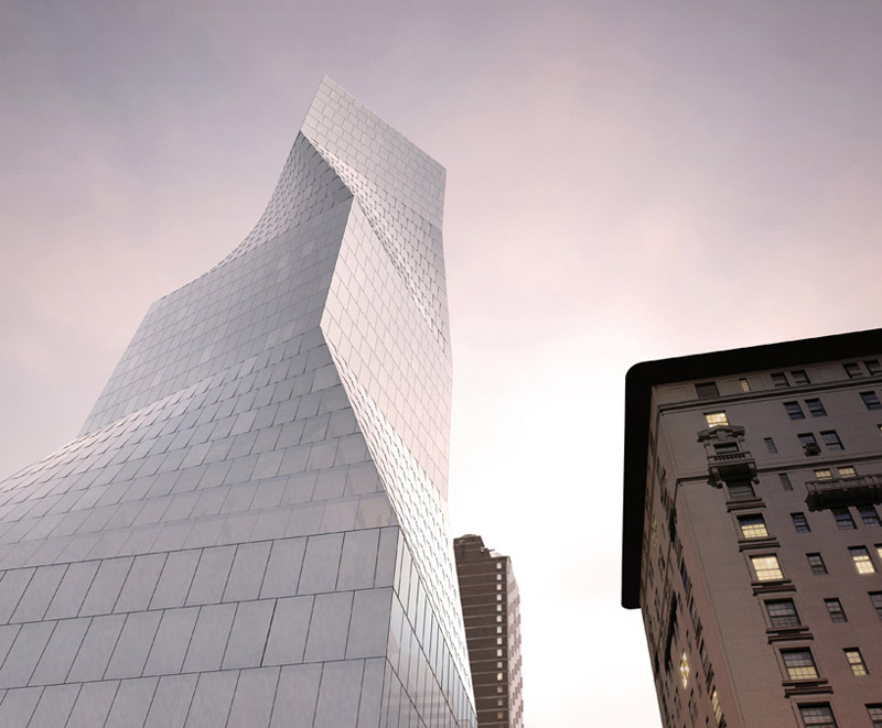 425 park avenue tower by office for metropolitan architecture - Oma office for metropolitan architecture ...