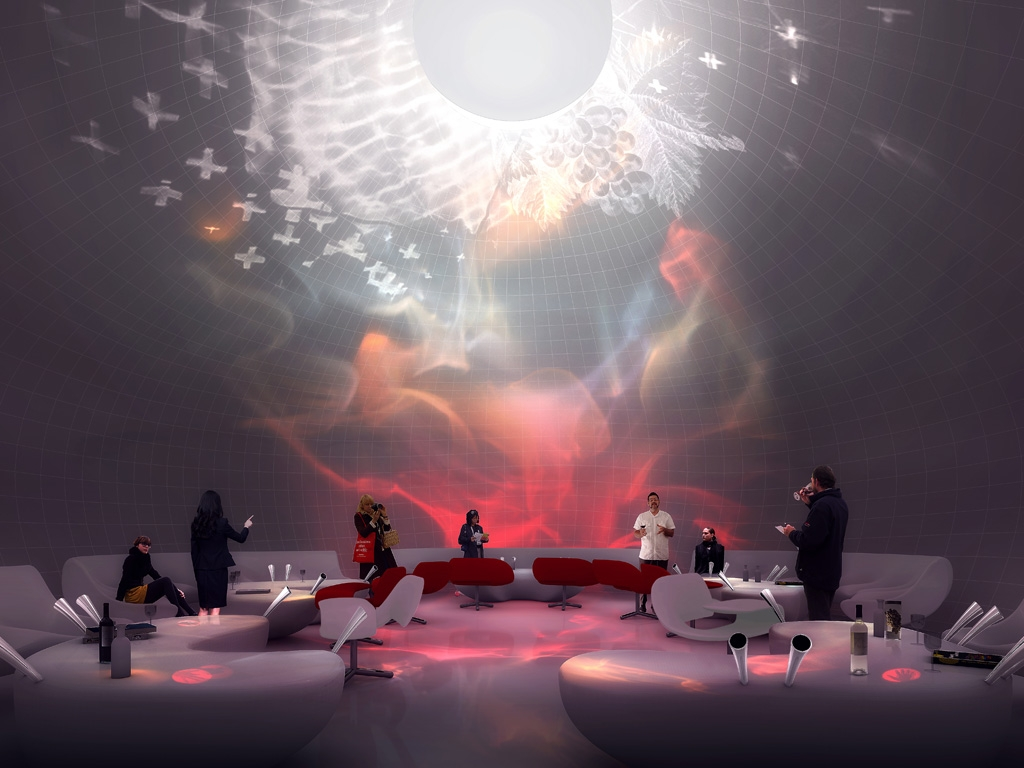 bordeaux cultural wine centre by x tu architects. Black Bedroom Furniture Sets. Home Design Ideas