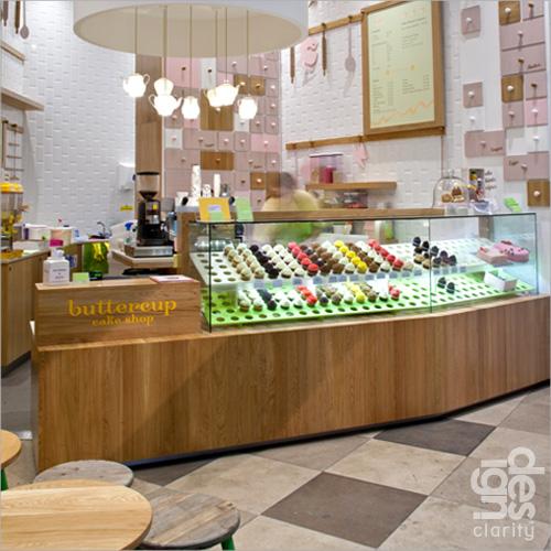 Shop Design: Buttercup Cake Shop By Design Clarity