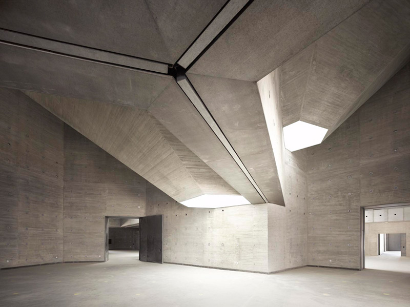 Contemporary Art Center Cordoba By Nieto Sobejano Arquitectos