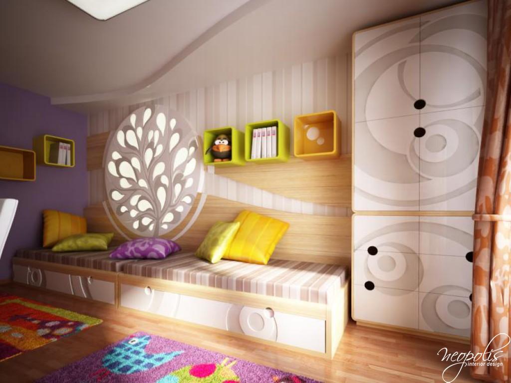 Children s bedroom by neopolis - Bedroom designs for kids children ...