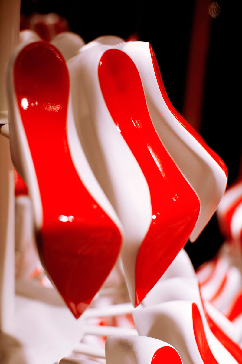 Christian Louboutin S Christmas Tree By Studioxag