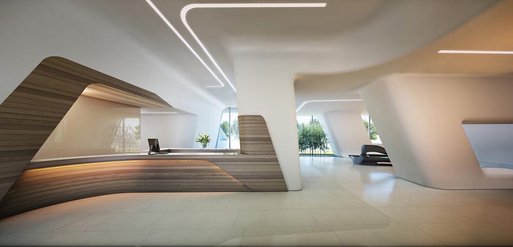 Citylife In Milano By Zaha Hadid Architects