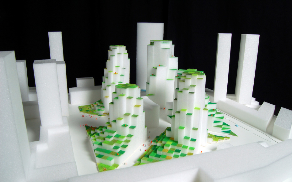 Jd S Cake Decorating Center : Bratislava Culenova New City Center by JDS Architects