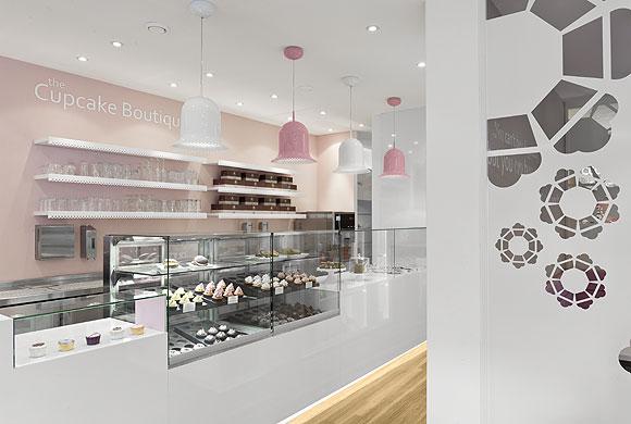 The cupcake boutique by dittel architekten for Designhotel stuttgart
