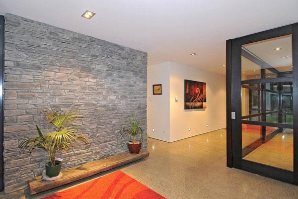 dulieu residence studio mwa - Inside Wall Design