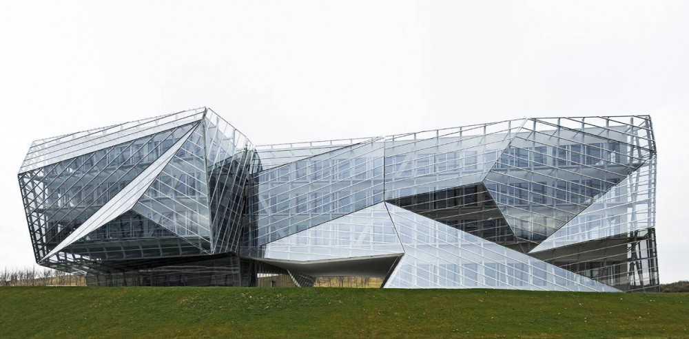 E8 building by coll barreu arquitectos - Arquitectos vitoria ...