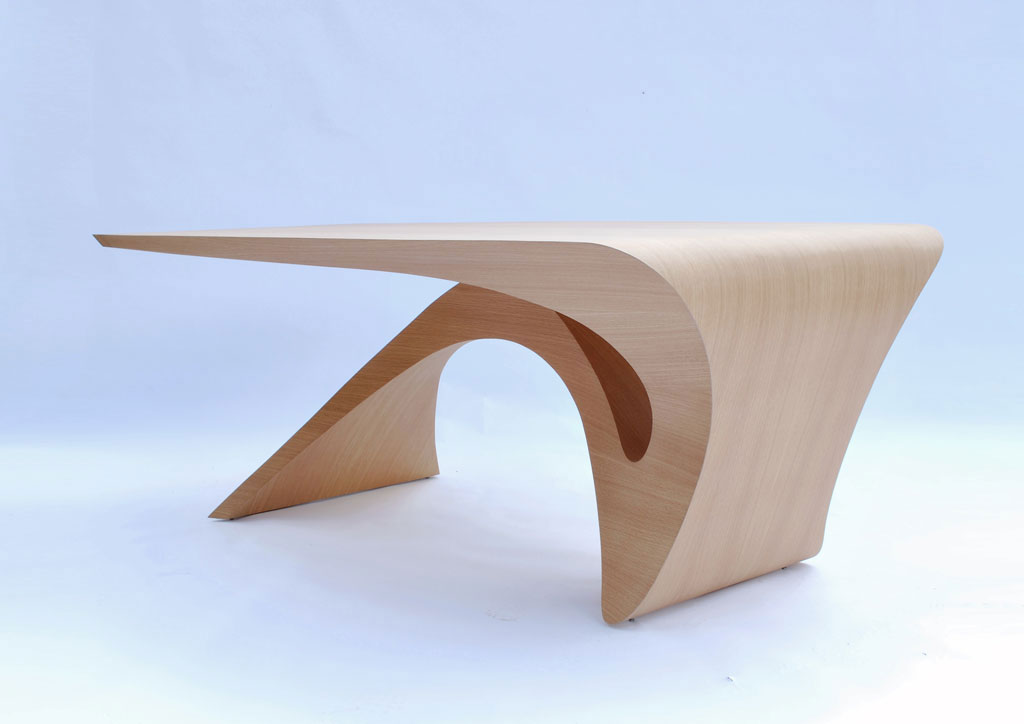 Form follows function table by daan mulder for Table form design