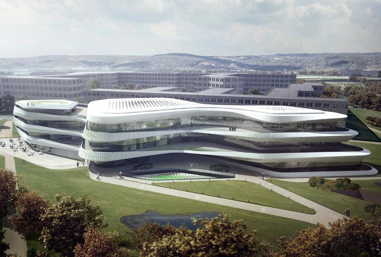 Design Bonn green climate fund bonn by lava