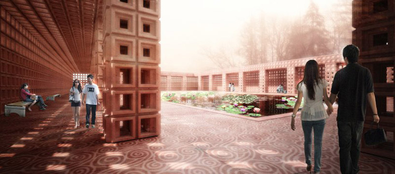 Guangzhou Huadi Sustainable Master Plan by West 8
