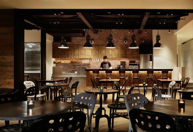 Hared terrace restaurant by moment design for Terrace bar grill