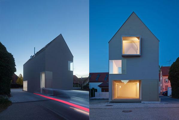 Haus E17 Metzingen Germany 2012: Haus E17 In Metzingen By (se)arch