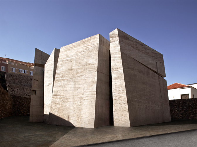 Holy Redeemer Church By Menis Arquitectos