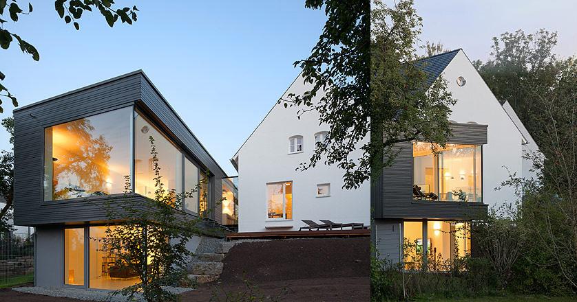 interstice by fabi architekten bda. Black Bedroom Furniture Sets. Home Design Ideas