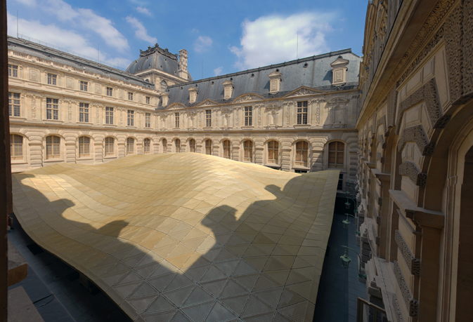 Department Of Islamic Arts At Louvre By Mario Bellini