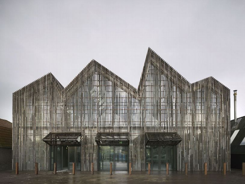 Kaap Skil Maritime And Beachcombers Museum By Mecanoo
