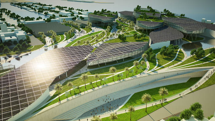 Kaohsiung Port Station Urban Design Proposal By Maxthreads - Port design