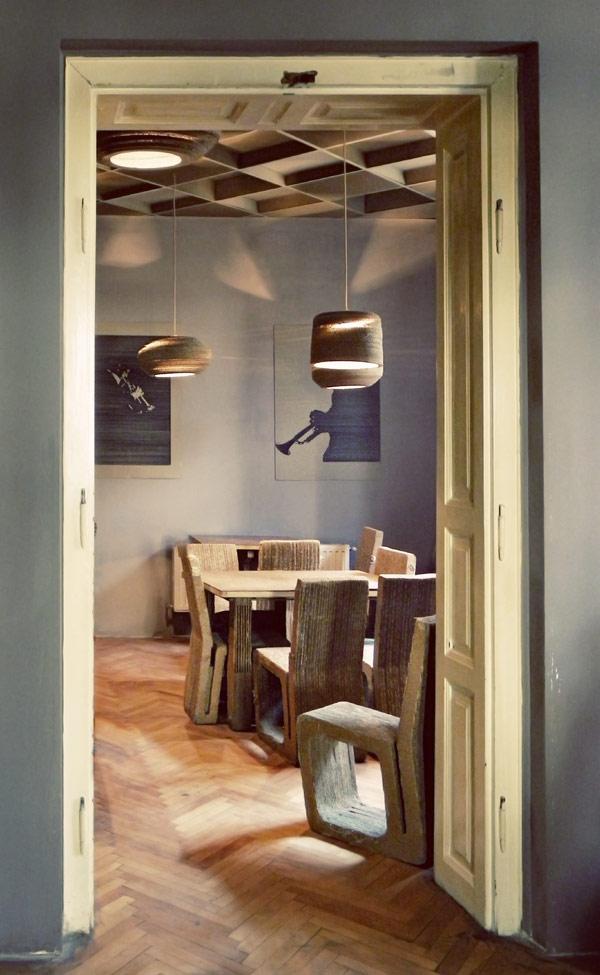 L'Atelier Cafe in Cluj, Romania