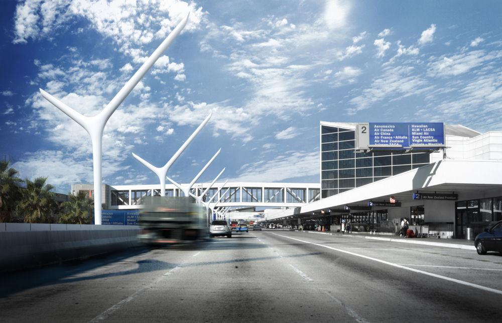 Los Angeles International Airport  Lax  By Aecom