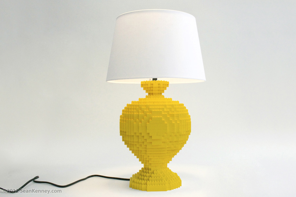 Lego Lamp By Sean Kenney And Jung Ah Kim