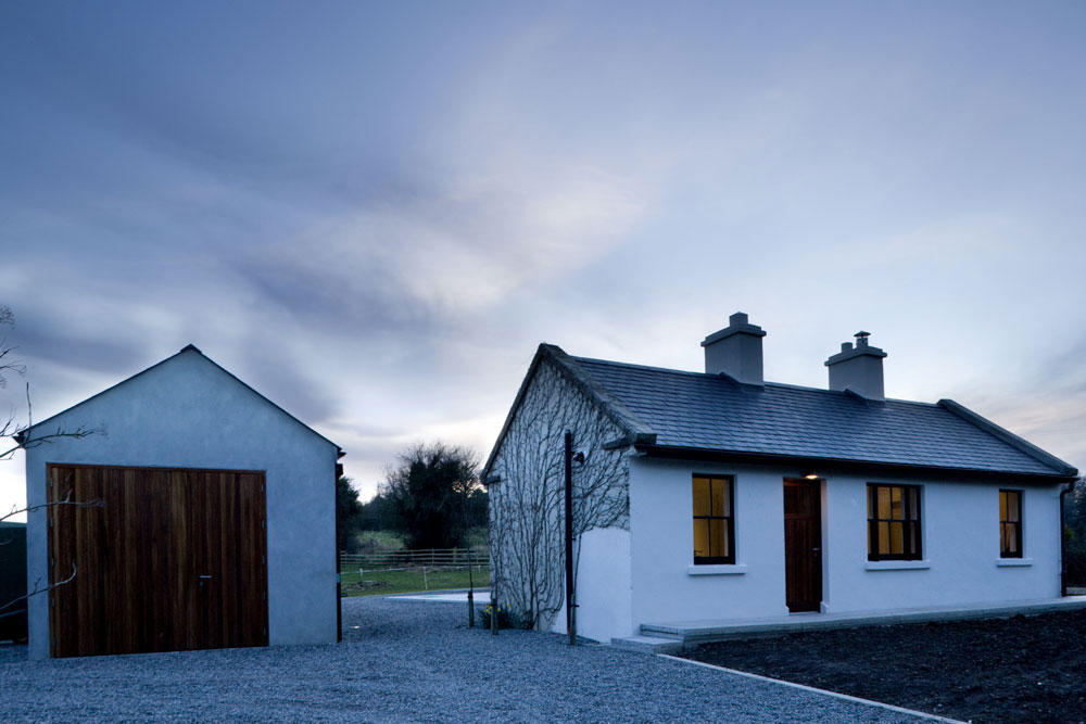 Loug derg by box architecture for Bungalow designs ireland