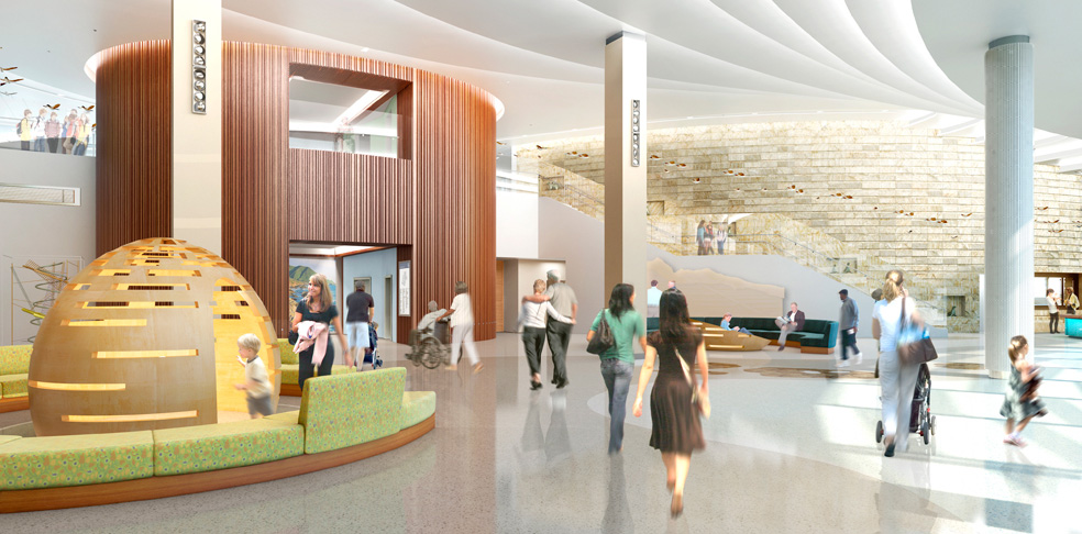 Lucile Packard Children S Hospital By Perkins Will