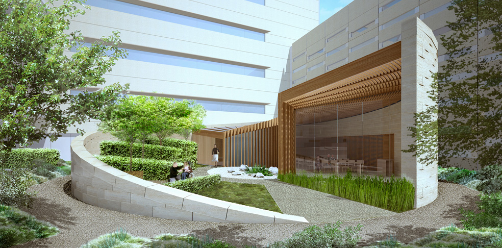Lucile Packard Children's Hospital by Perkins+Will