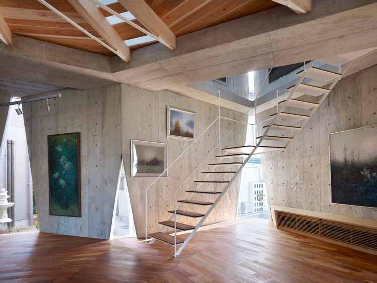 Mecenat Art Museum By Naf Architect