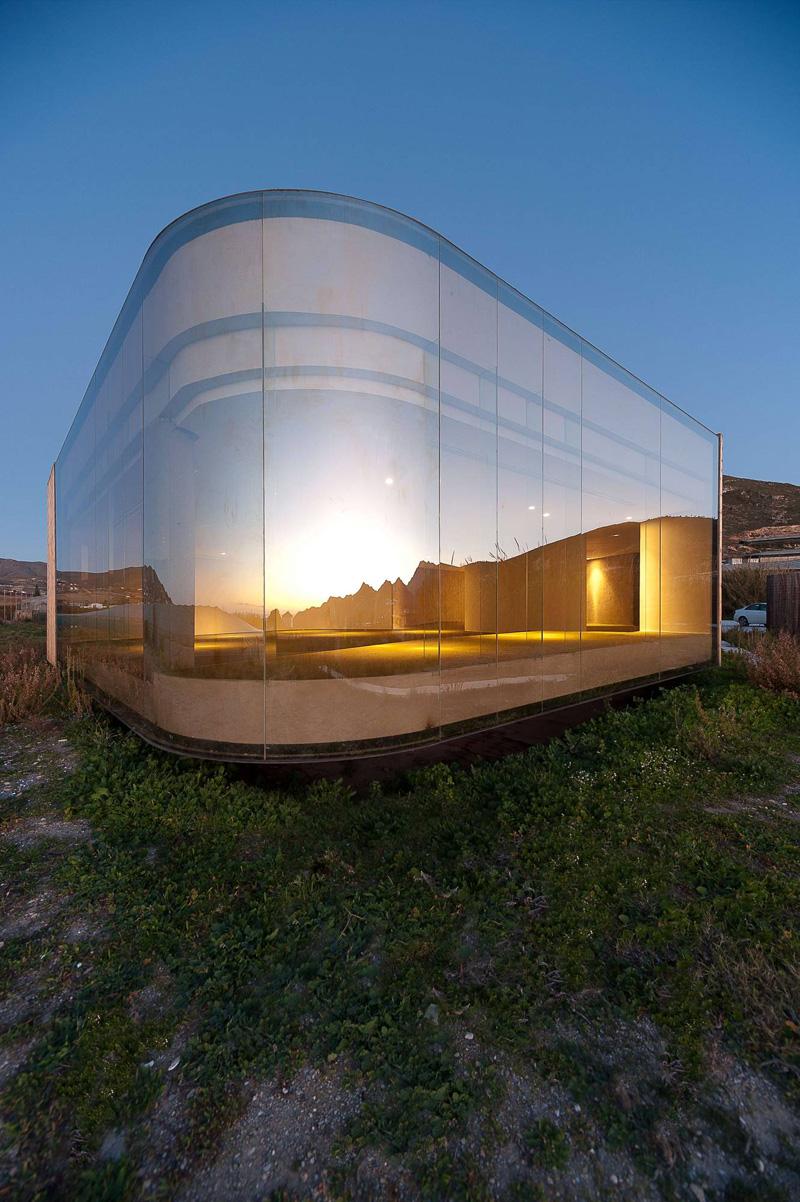 the non program pavilion by jesus torres garcia architectes