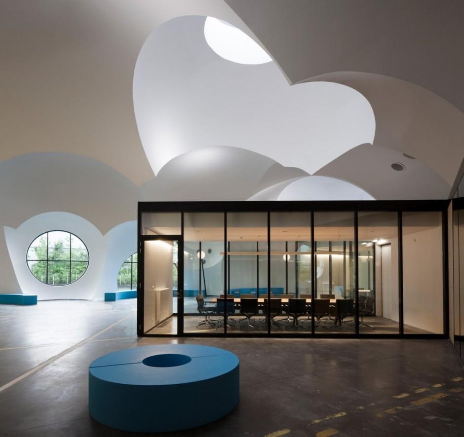 Oostcampus By Carlos Arroyo Architects