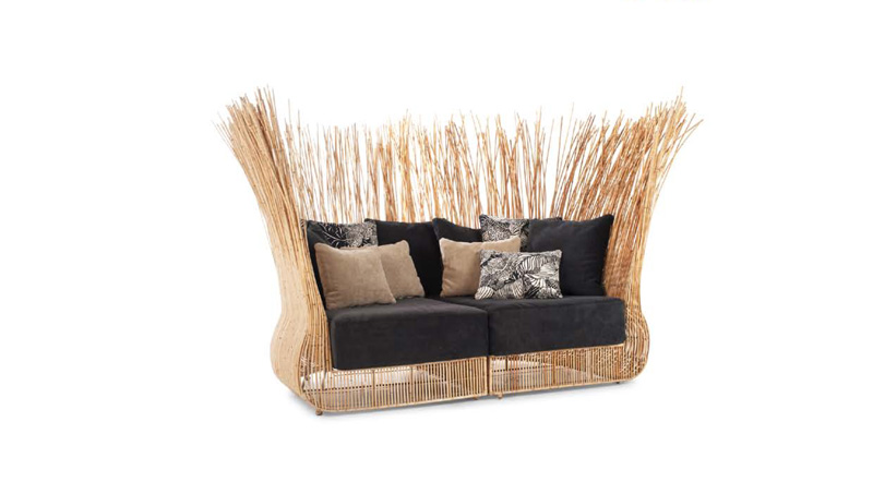 Rattan Outdoor Furniture By Kenneth Cobonpue
