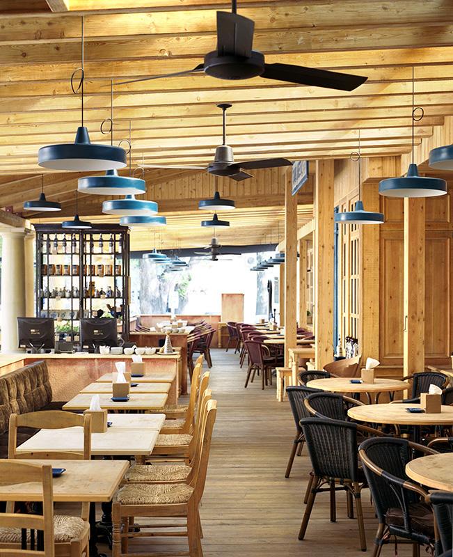 Restaurant tavernetta by studio belenko