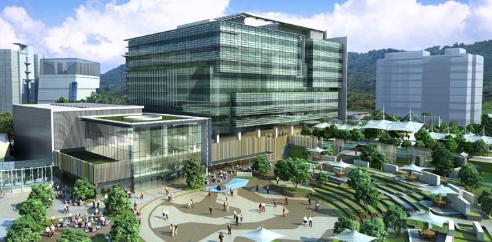 hong kong science park phase 3 by cundall
