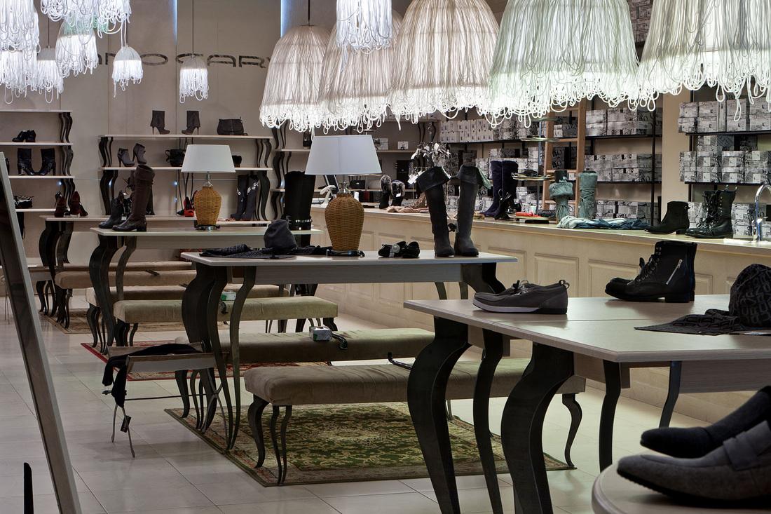 Shoes Bar Carvari By Studiobelenko