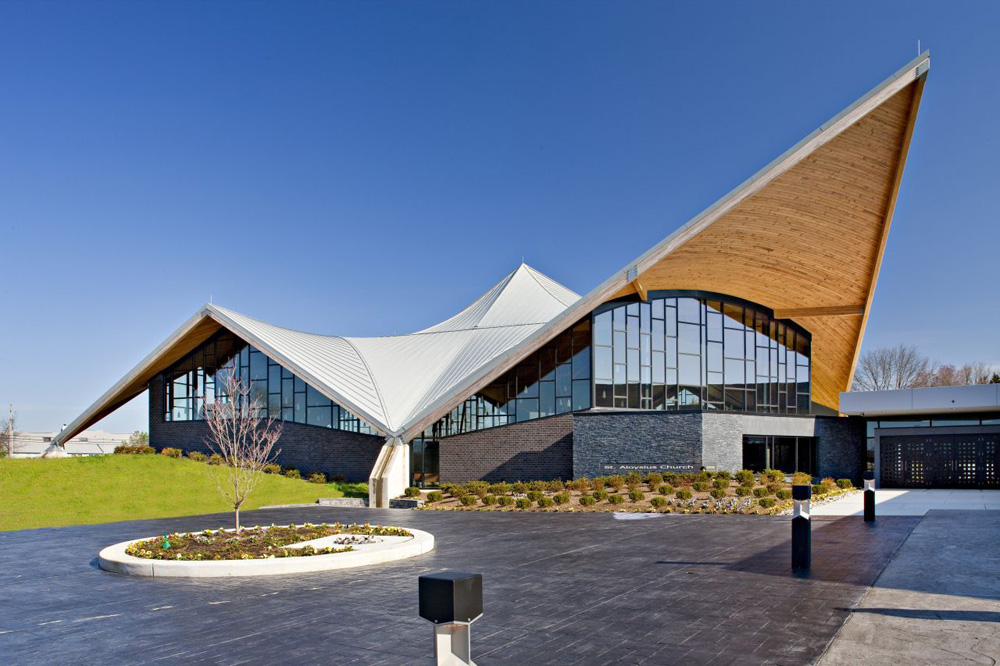 St Aloysius Church By Erdy Mchenry Architecture