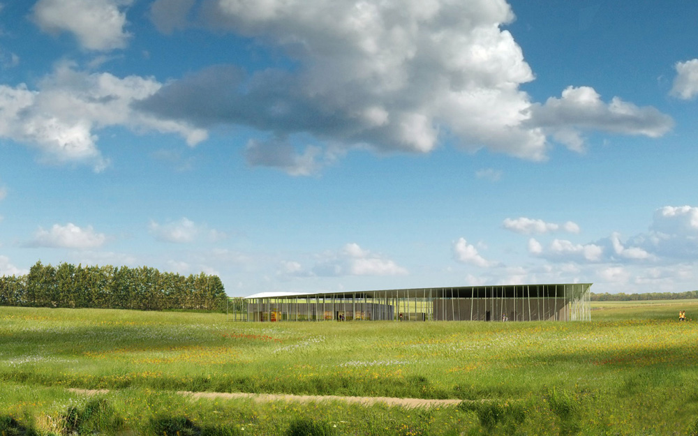 stonehenge visitor centre by denton corker marshall. Black Bedroom Furniture Sets. Home Design Ideas
