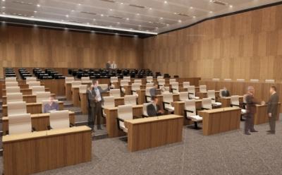 Adana Hall MTF Proje