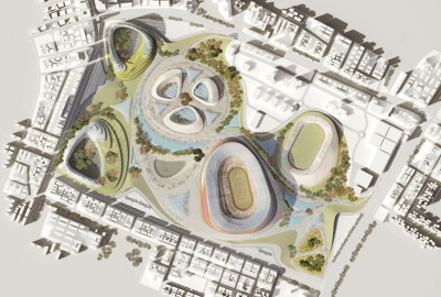 Addis Ababa Stadium LAVA