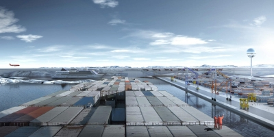 Airfield Shipping Port BIG