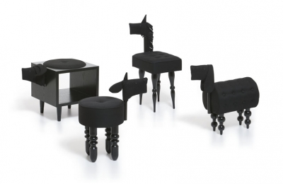 Animals Chair Biaugust Design