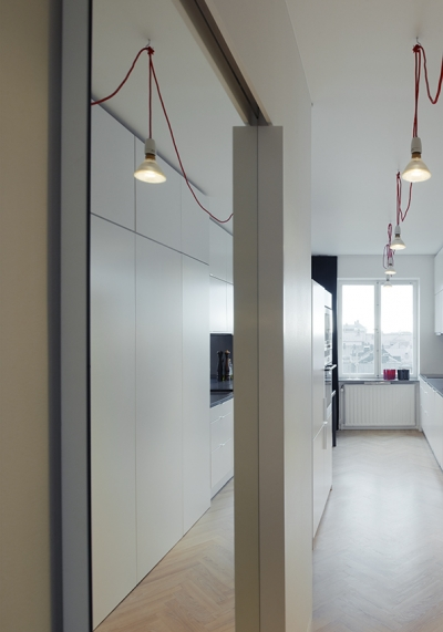 Apartment Kungsholmen Rotstein Arkitekter