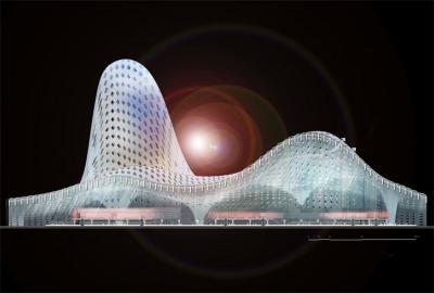 Astana Railway Station