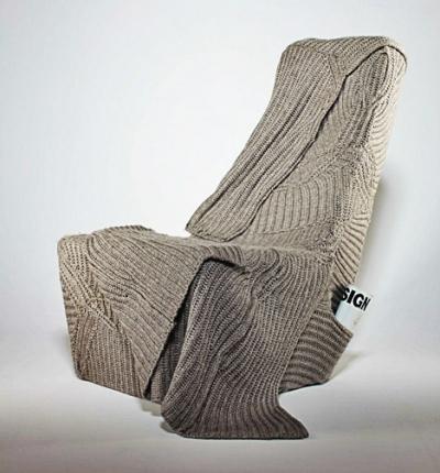 AutumnWinter Chair Aga Brzostek