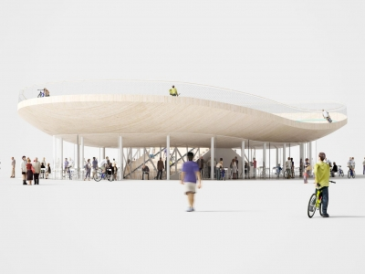 Bicycle Club NL Architects