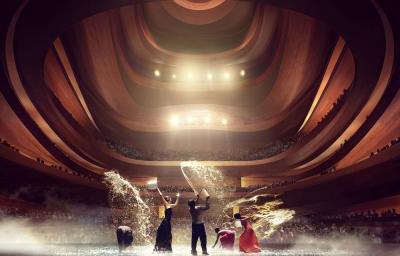 Busan Opera Snøhetta
