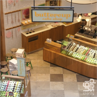 Buttercup Cake Shop