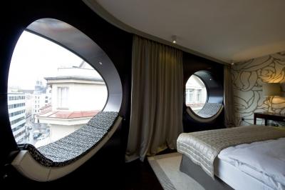 Hotel Topazz BWM