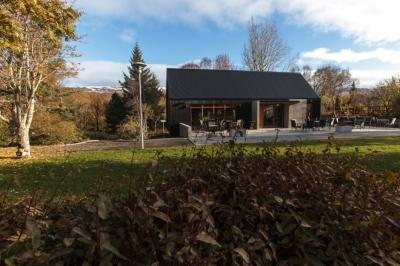 Cafe Botanical Gardens Kollgata